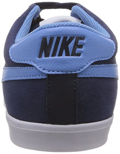 Nike 555244 018 Eastham Herren Sportschuhe - Running Mehrfarbig (MID NVY/HRTG BL-LGHT ASH GRY-W)