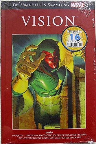 Die Marvel Superhelden Sammlung Ausgabe 16: Vision Vision-splitter