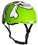 AWE® MEET YOUR MAKER™ BMX Helm Grün 55-58cm FREIES 5