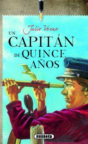 Un capitán de quince años por Julio Verne