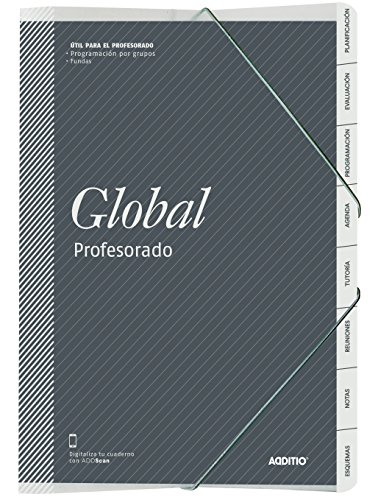 Additio Global–Ordner für Lehrer, beige
