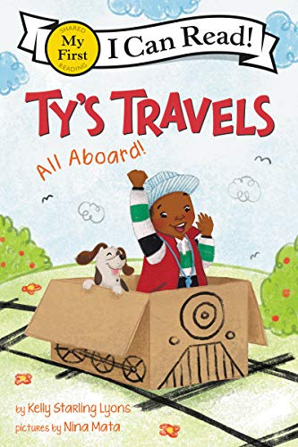 Ty's Travels: All Aboard! (My First I Can Read) (English Edition)