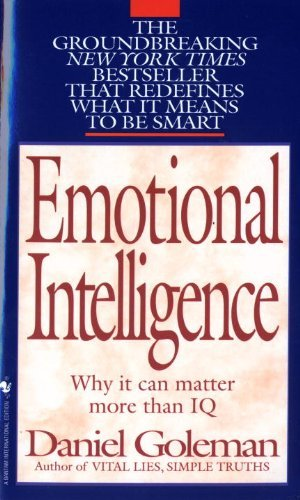 Emotional Intelligence by Daniel Goleman (1996-10-01)