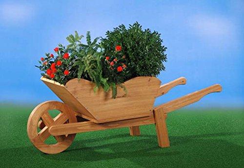 BROUETTE déco en bois, modèle IBIS d'occasion  Livré partout en Belgique