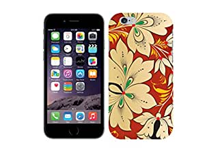 WOW 3D Printed Designer Mobile Case Back Cover For Apple iPhone 6 / iPhone 6 / iPhone 6s / I 6s