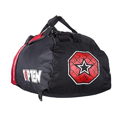 TOP TEN Rucksack Sporttasche UFA 75 x 35 cm MMA ULTIMATE FIGHTING ARSENAL Kickboxen Karate Muay Thai Thaiboxen Tasche Abbildung 3
