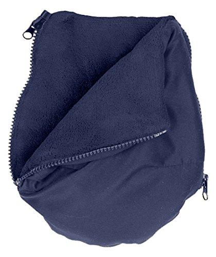 Altabebe al2801m de 01-Calientamanos de guantes para carrito, color azul marino