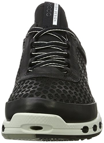 Ecco Cool 2.0, Sneakers Basses Homme Noir (51052Black/Black)