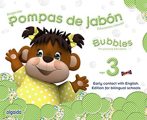 Pompas de jabón. Bubbles Age 3. Pre-primary Education - 9788490670606