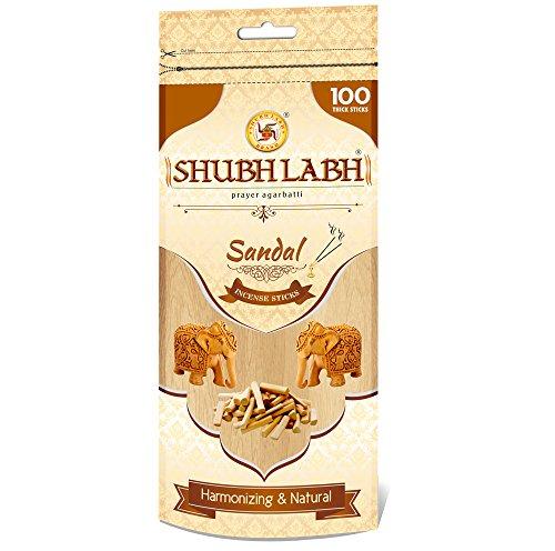 Parimal 8901184117893 Shubh Labh Sandal Incense Sticks - Best