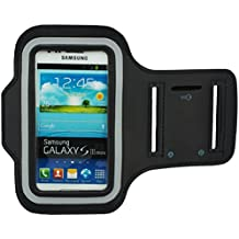 Zooky® Brazalete deportivo con funda para movil / Sports Armband / Cinta brazo Running Gym para Samsung Galaxy S3 MINI (i8190) / S4 MINI (i9190) / S5 MINI (G800)