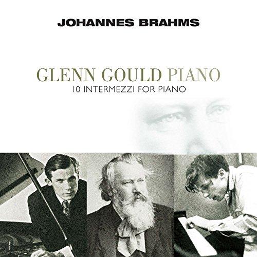 Johannes Brahms: 10 Intermezzi For Piano (Glenn Goul [Vinyl LP] (Vinyl)