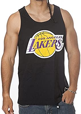 Camiseta de tirantes Mitchell & Ness: NBA LA Lakers BK