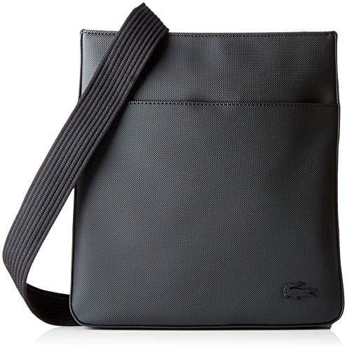 Lacoste Nh2850hc, Sac porté épaule,Noir (Black) , 3x28x26 cm (W x H x L)