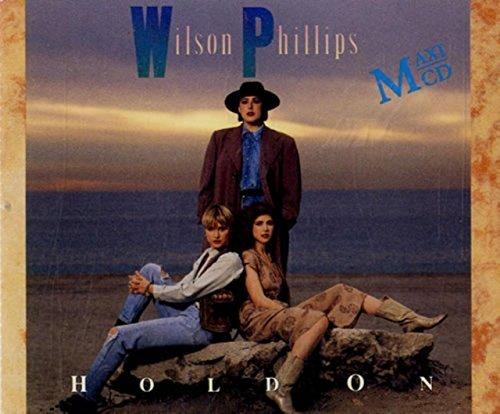 WILSON PHILIPS-Hold On-CDM by Wilson Phillips