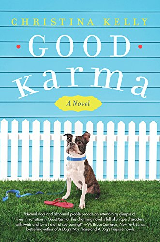 Good Karma: A Novel thumbnail