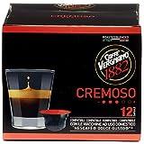 Capsules Café Compatibles Nescafé Dolce Gusto, Cremoso - 1 étui de 12 capsules