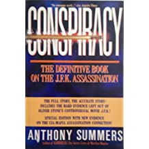 Conspiracy by Anthony Summers (1994-04-02)