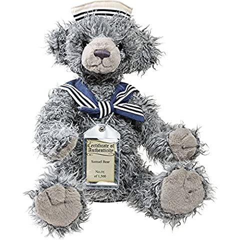 Silver Tag Bears Collection 6 - Samuel (Esclusivo Membri)