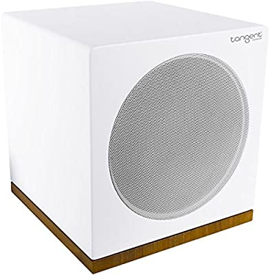 Tangent Spectrum XSW-8 Subwoofer (Satin White) from Tangent