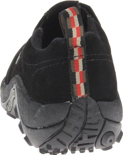 Merrell Jungle Moc imperméable Slip-on chaussures Black