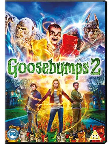 Goosebumps 2: Haunted Halloween [UK - Halloween Dvds