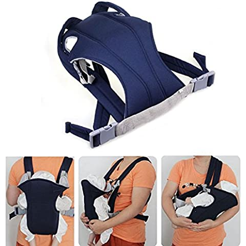 tongshi Infant Baby Carrier Newborn Kid Wrap Zaino Comfort Sling - Superiore Cowl