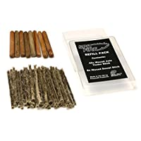 Polymath Products Spitfire Refill Pack - Value pack of refill materials for your Spitfire pocket fire lighting kit. UK-made. 7