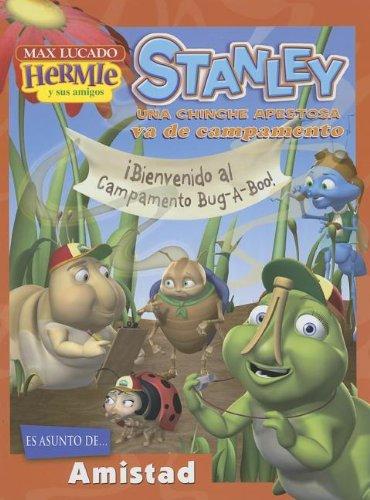 Stanley una Chinche Apestosa (Max Lucado's Hermie & Friends (Hardcover)) por Max Lucado