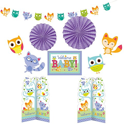 et Woodland Welcome, Multi, 10 Pieces ()