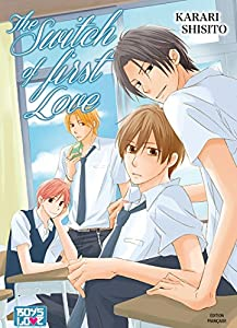 The Switch Of First Love Edition simple One-shot