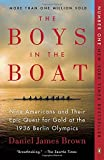 #3: The Boys in the Boat: Nine Americans and Their Epic Quest for Gold at the 1936 Berlin Olympics