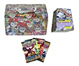 CrazyBuy Pokemon Steam Seige Rumble Blast Tin with EX Cards (Multicolor)