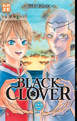 Black Clover Edition simple Tome 22