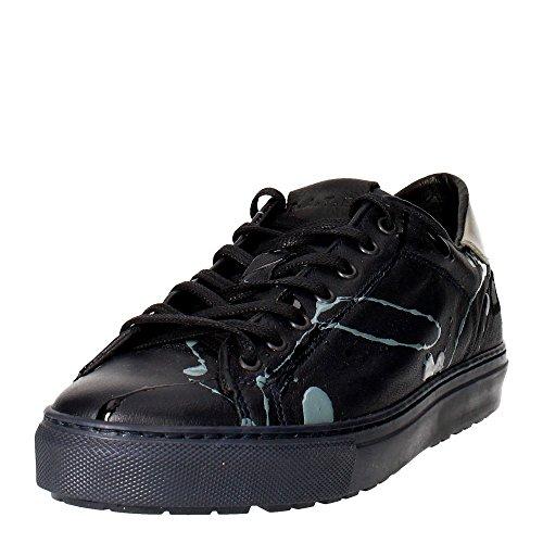 D.a.t.e. ACE-44 Sneakers Uomo Blu