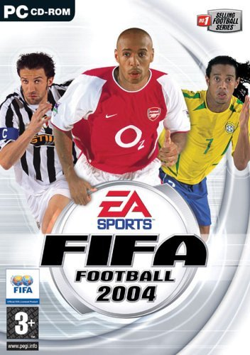 FIFA Football 2004 (PC) by Electronic Arts