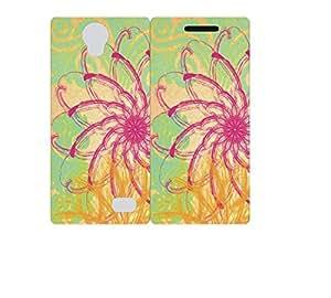 Techno Gadgets Back Cover for Micromax Canvas 5 Lite Q463