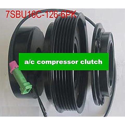 GOWE automático a/c compresor embrague para 7seb16C automático a/c compresor embrague para Audi A4S4A6