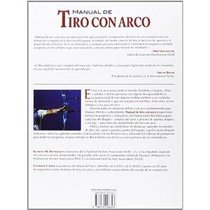 Manual De Tiro Con Arco. Ampliada Y Actualizada - 6ª Edición