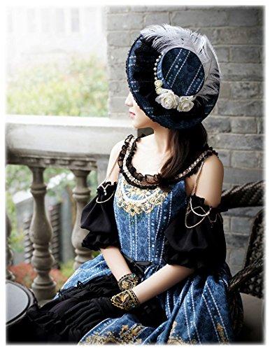 Fanplusfriend - Robe - Pull - Femme noir noir 36 noir foncé