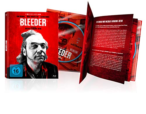 Bleeder (Limited Mediabook Cover C) (exklusiv bei Amazon.de) (limitiert auf 666 Stück) [Blu-ray+DVD]