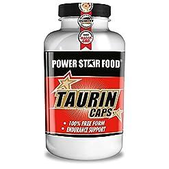 Powerstar Taurin Caps