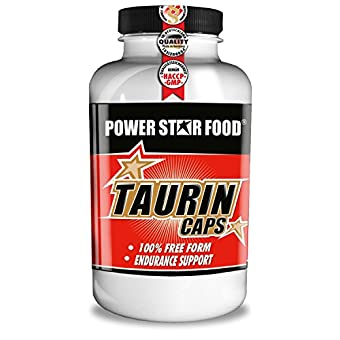 Powerstar Taurin Caps