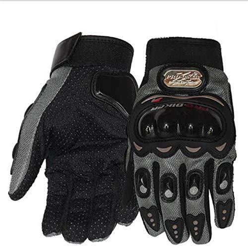 Motorradhandschuhe Motorrad Gant Moto Touchscreen Motocross Handschuhe Atmungsaktiv Rennsport Reiten Motorradhandschuhe Guantes-a16-XXL -