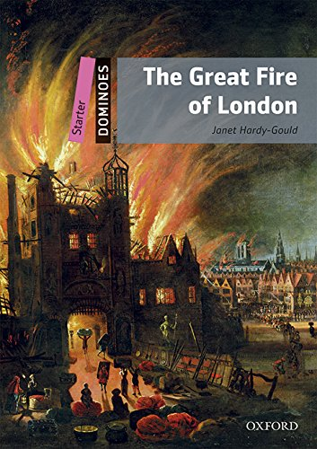 Dominoes 2e Starter the Great Fire of London Mp3 Pack