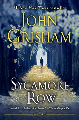 Book cover for Sycamore Row