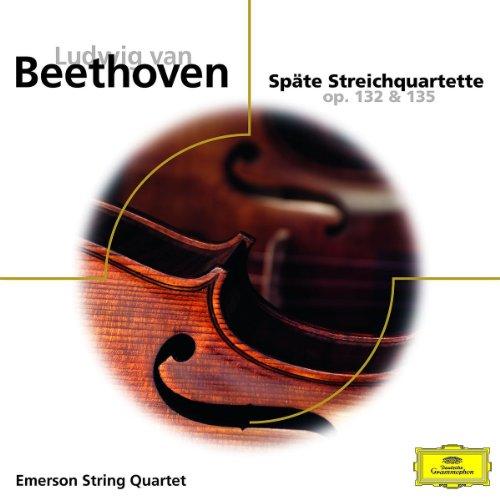 Späte Streichquartette Op.132 & 135