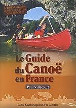 Le Guide du Canoë en France de Paul Villecourt