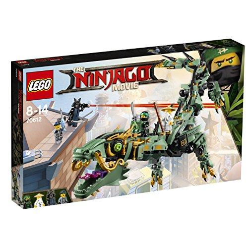 Preisvergleich Produktbild LEGO Ninjago 70612 - Mech-Drache des Grünen Ninja