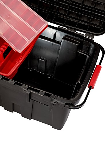 PARAT 5814500391 Profi-Line Werkzeug-Container, rollbar (Ohne Inhalt) - 5